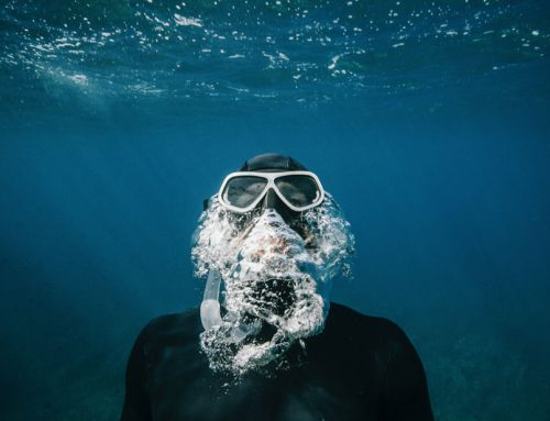 Be Confident You Can Breathe Underwater